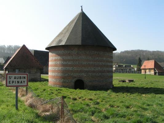Colombier de st aubin epinay saint aubin pinay 76 76160 - La petite cheminee saint aubin ...